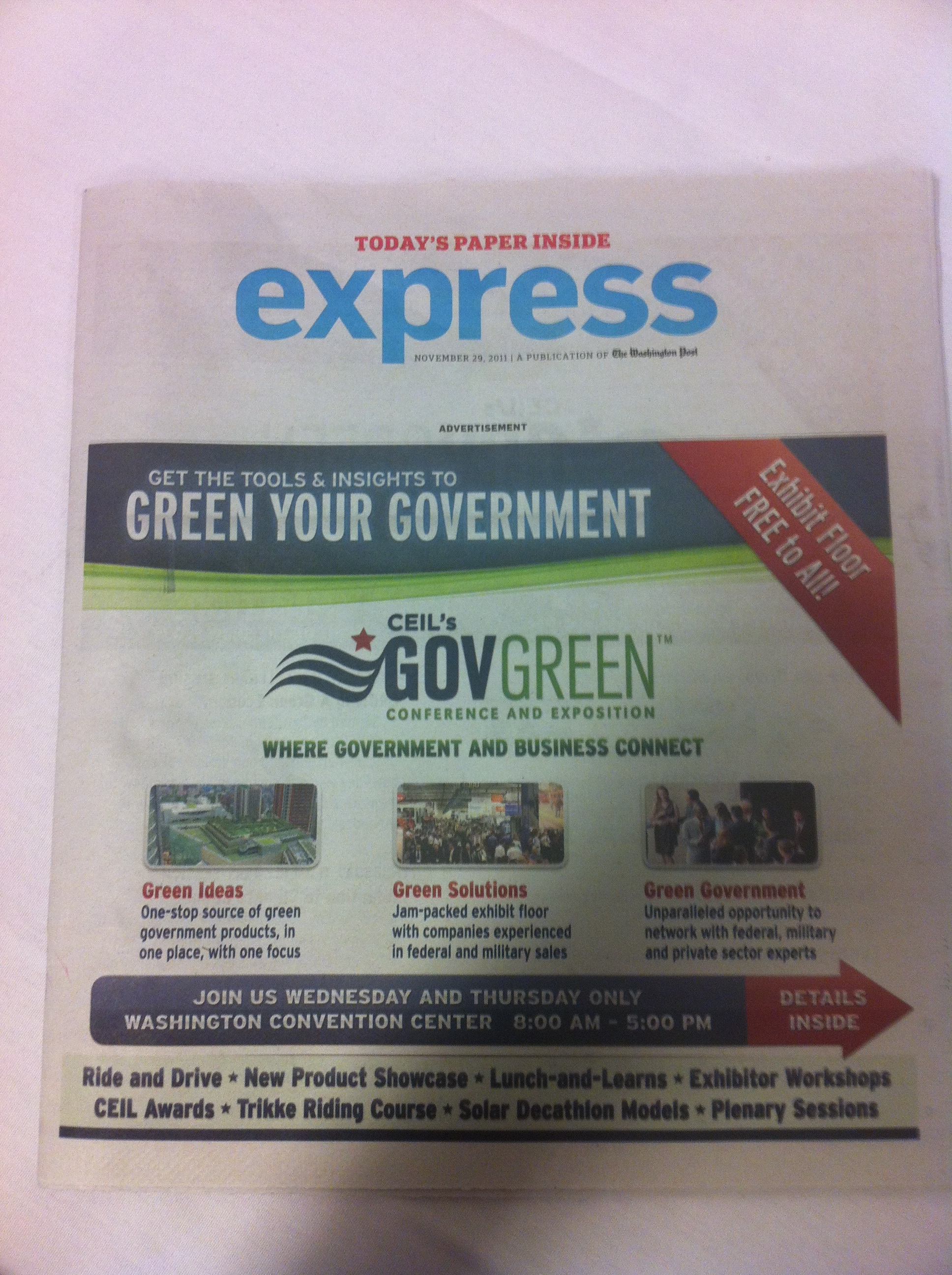 GOVgreen Express